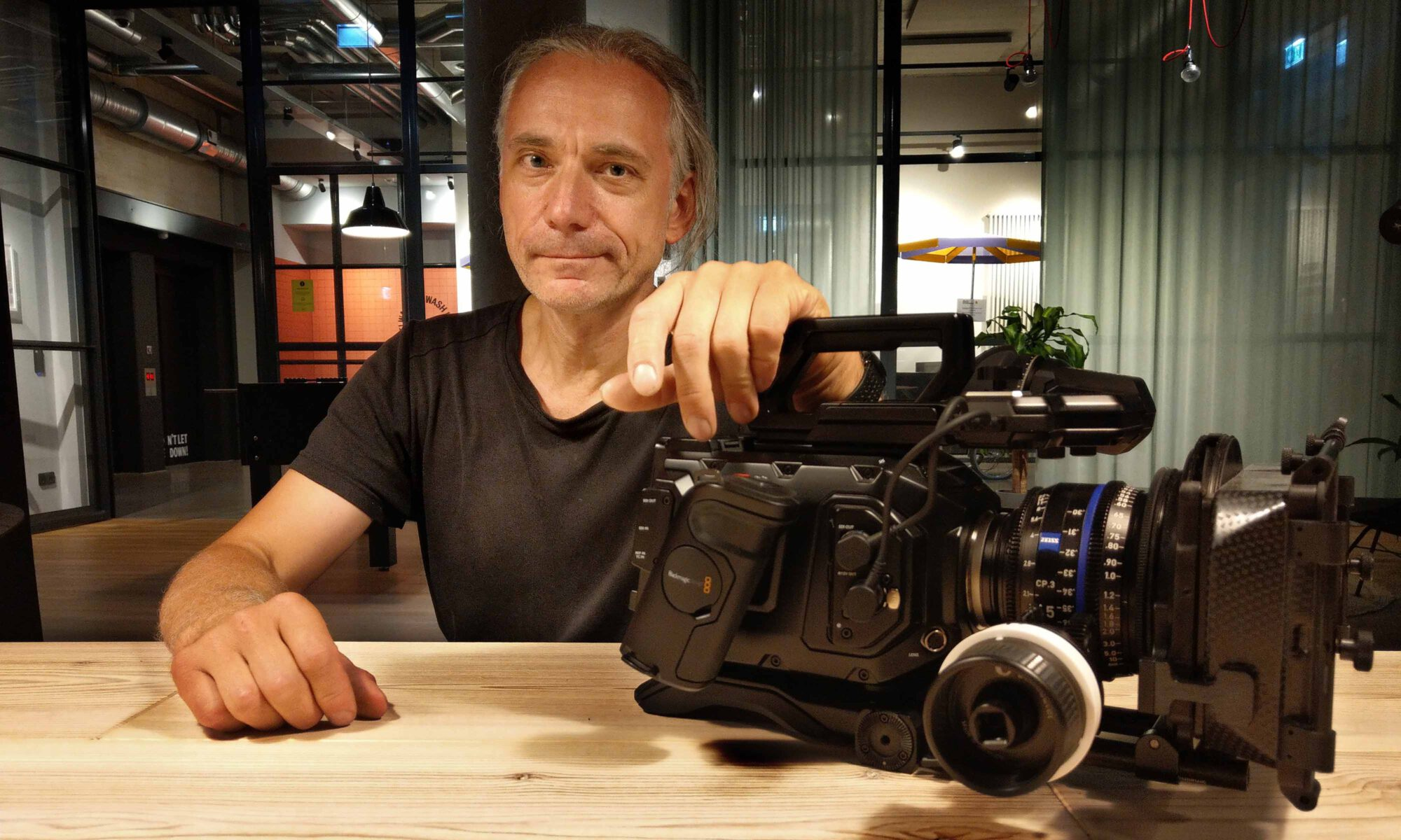 Marco Baré Kameramann für Spielfilm, Werbung und Dokumentarfilm